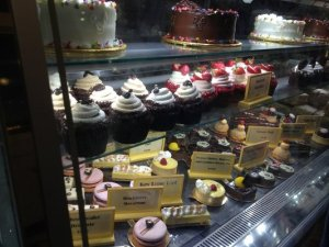 Just some of the delicious desserts!