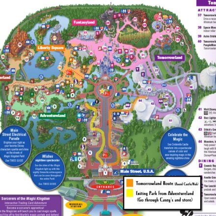 "Your Magic Kingdom ""Escape"" Plan"