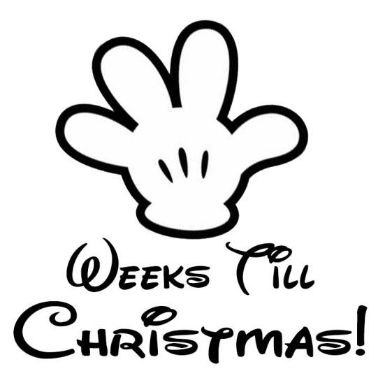 4 weeks until christmas 4 weeks