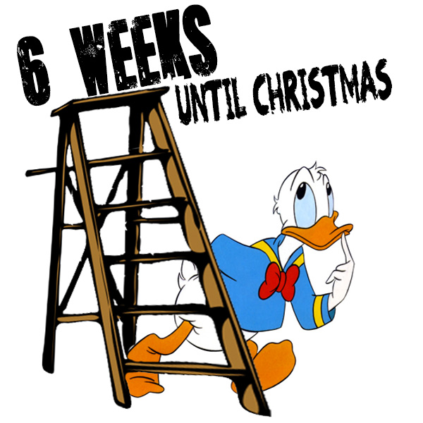 6 weeks - Weeks Until Christmas